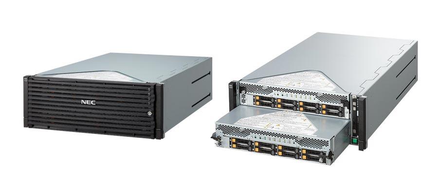 NEC Express5800/R320e-E4 Fault Tolerant Server